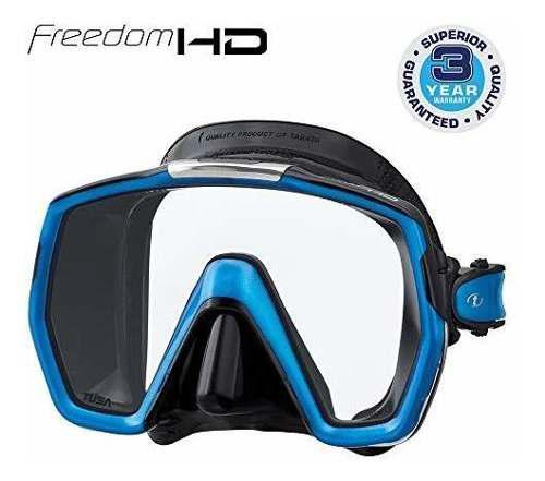 Tusa M1001 Freedom Hd Mascara De Buceo De Buceo