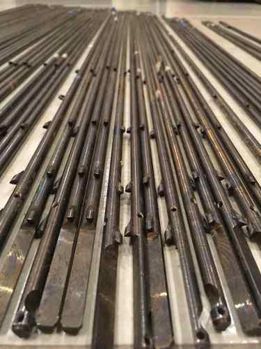 Varilla Sharkfin Para Arpón, Con Espoleta (7.5mm X 150cm)