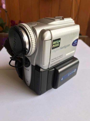 Videocámara Sony Digital Handycam