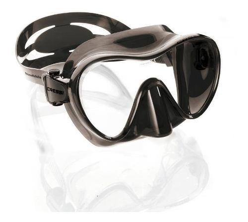 Visor Frameless Cressi Buceo, Snorkeling Y Apnea Envío