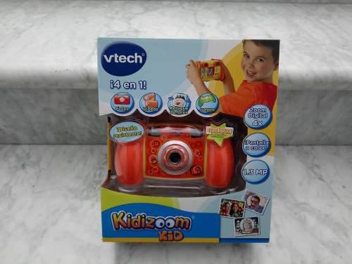 Vtech Kidizoom Kid Cámara Digital Video Sonido Para Niños
