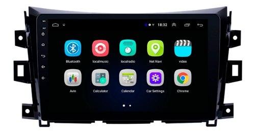 Auto Estereo Android Nissan Np300 Frontier Xe 10.1 Pulgadas