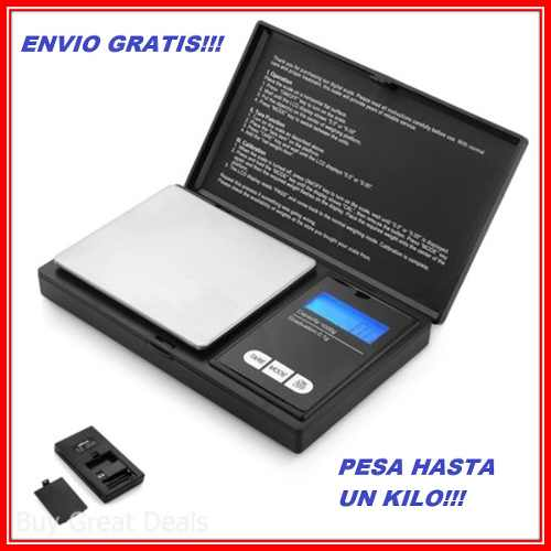 Bascula Digital Gramera Joyeria Joyero Decimas