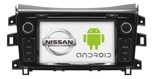 Estereo Nissan Np300 Frontier Android Wifi Gps  A