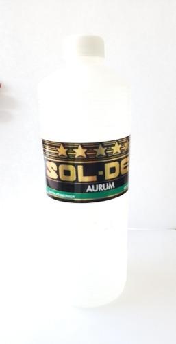 Liquido Para Soldar Oro Y Plata