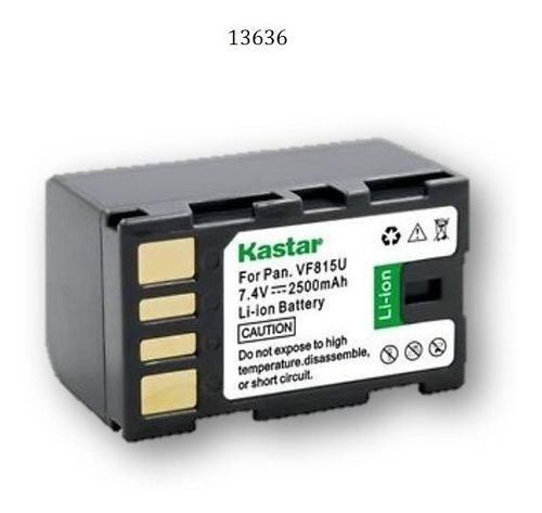 Bateria Pid  Para Jvc Everio Bn-vf815