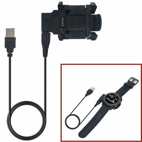 Cable Cargador De Datos Usb Garmin Fenix 3 Hr Quatix3 Gps