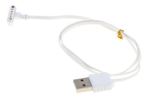Cable De Cargador De Cable Magnético De Usb 2.0 A 4 Pin