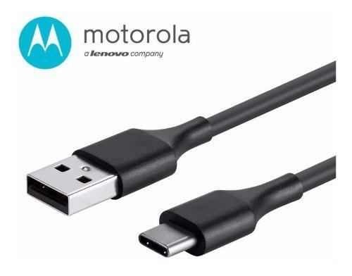Cable Usb Para Motorola Tipo C Turbo Carga G6 Plus