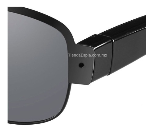Camara Espia Gafas De Sol Hd p Envio Gratis