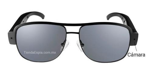 Gafas De Sol Con Camara Espia Hd p Envio Gratis