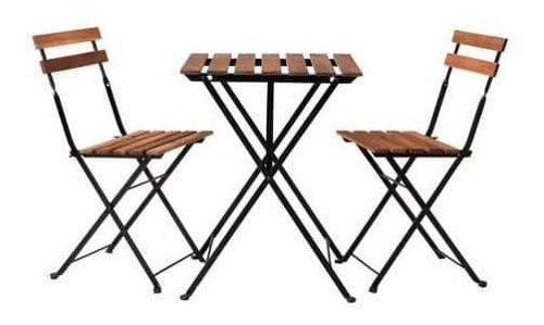 Mesa Y Sillas Para Jardin Marca Ikea