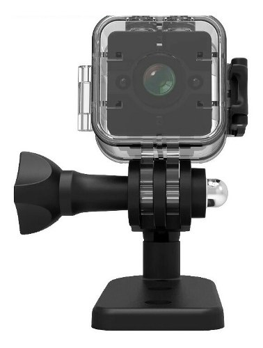 Mini Camara Espia Sq12 Full Hd 12 Mp Resistente Al Agua