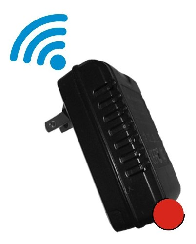 Mini Camara Espia Wifi Oculta Cargador Inalambrica p Msi