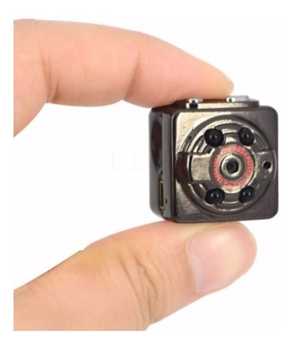 Mini Camara Sq8 Espia Fullhd Vision Nocturna Detector Mov