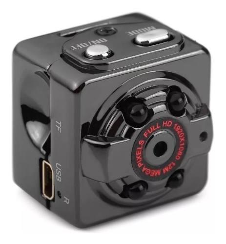 Mini Camara Sq8 Espia Vision Nocturna Full Hd Detector De