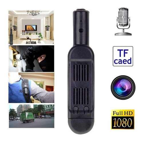 Mini Cámara T189 Full Hd  Grabadora De Voz Video