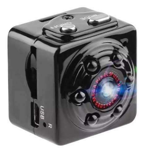 Mini Dv Camara Sq8 Vision Nocturna