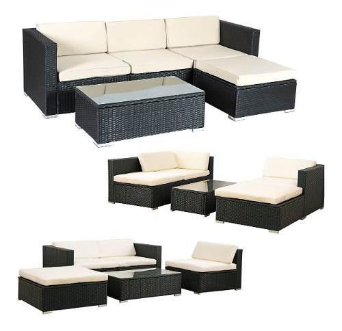 Muebles De Jardin Sala De Rattan