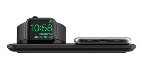 Nomad Estación Base Con Cargador De Apple Watch - Negro