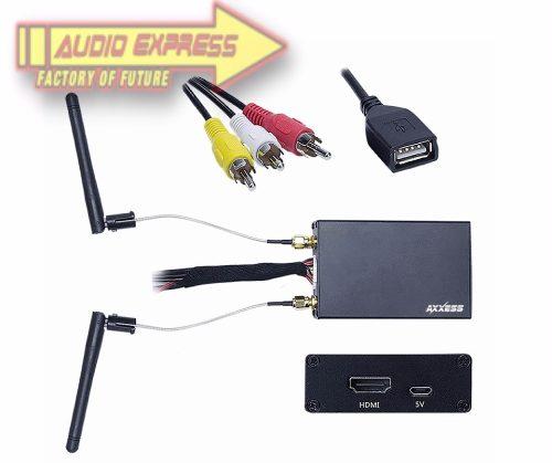 Arnes Interfase Video Universal Metra Estereo Ax-mlink-avhd