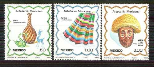 Artesanía Mexicana Vidrio Textiles Madera Sc