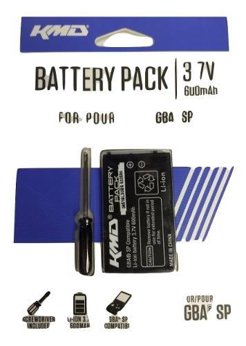 Bateria Para Gameboy Advance Sp.