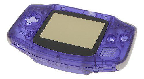 Caso Cáscara Funda Cubierta Para Nintendo Game Boy Advance