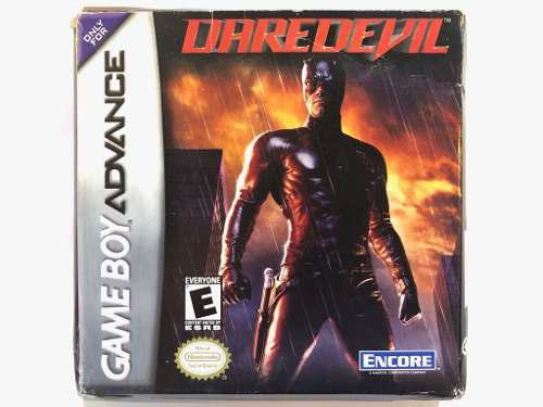 Daredevil Game Boy Advance Gba En Caja Retromex Tcvg