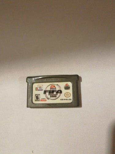 Fifa 2005 Para Game Boy Advance Gba