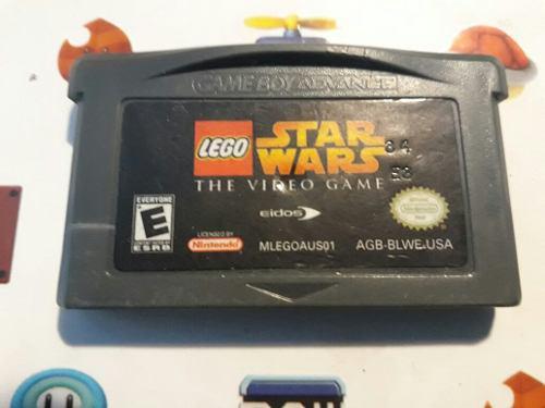 Lego Star Wars Para Tu Game Boy Advanced **
