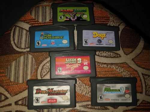 Lote De Video Juegos