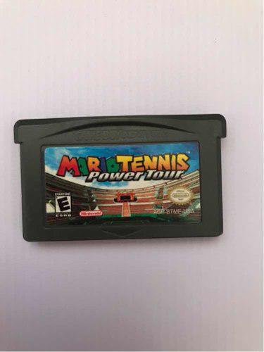 Mario Tenis Power Tour Game Boy Sp
