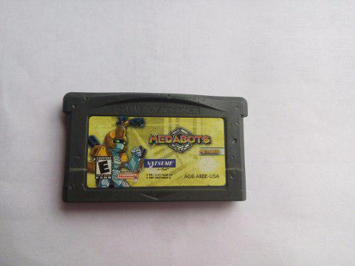 Medabots Metabee Version Original Gameboy Advance Gba Trqs