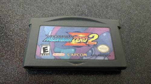 Mega Man Zero 2 Game Boy Advance Gba