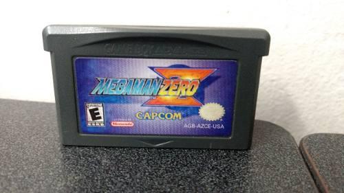 Mega Man Zero Game Boy Advance Gba