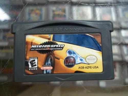 Need For Speed Porsche Unleashed Game Boy Advance Nintendo