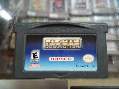 Pac-man Collection Game Boy Advance Nintendo Gba
