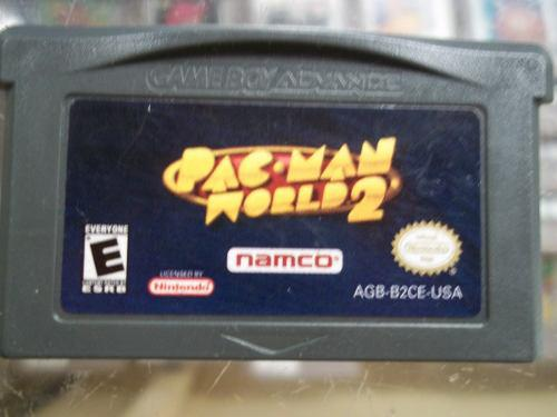 Pac-man World 2 Game Boy Advance Nintendo Gba