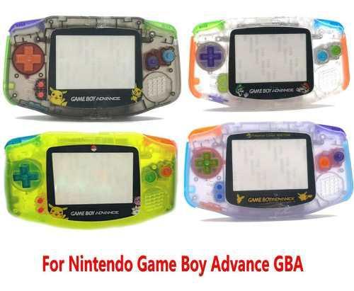 Para Nintendo Game Boy Advance Gba Consola De Vivienda Prote