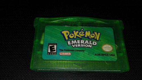 Pokemon Emerald Version Generico Nintendo Game Boy Advance