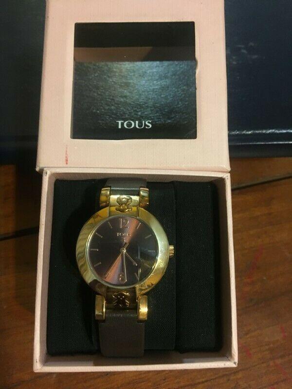 Reloj TOUS, original