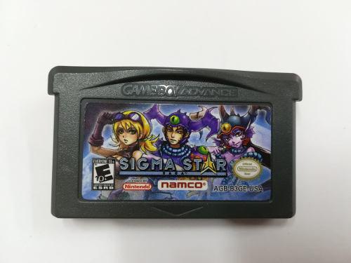 Sigma Star Game Boy Advance - Rka
