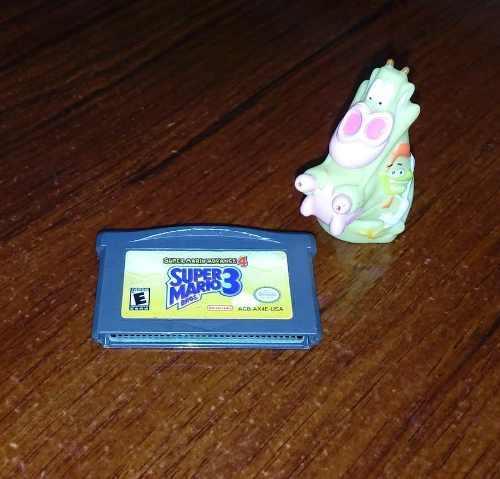 Super Mario Advance 4 (mario Bros 3) Gba Game Boy Advance