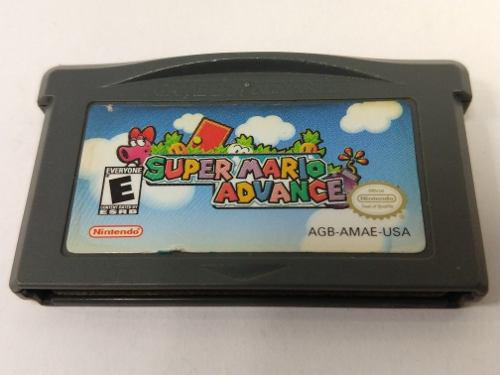 Super Mario Advance Game Boy Advance Original Garantizado!