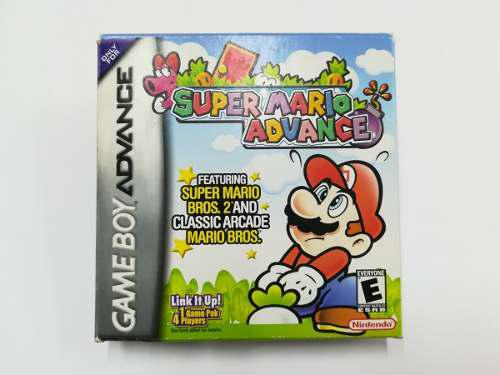 Super Mario Advance Game Boy Advance - Rka