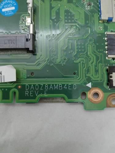 Tarjeta Madre Motherboard Acer Es Da0z8amb4e0