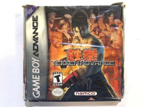 Tekken Advance Game Boy Advance Gba Retromex Tcvg