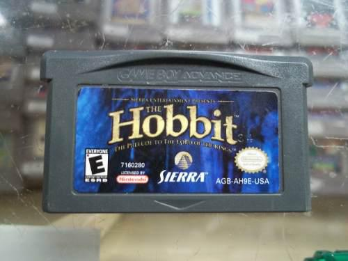 The Hobbit Game Boy Advance Nintendo Gba