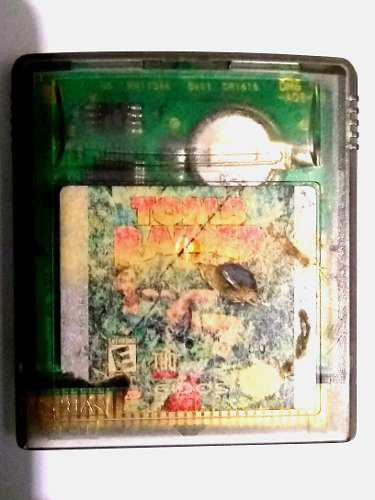 Tomb Raider Lara Croft Game Boy Color Advance
